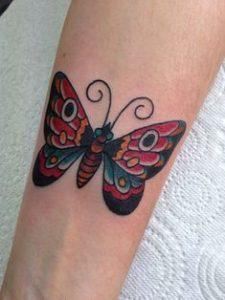 Papillon Gitane