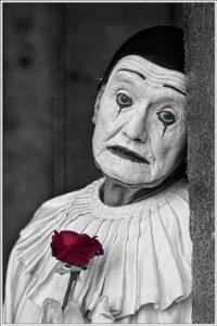 Sad Spanish Clowns